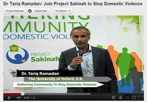 Stop Domestic Violence Join Project Sakinah