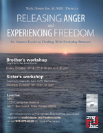 Releasing Anger & Experiencing Freedom