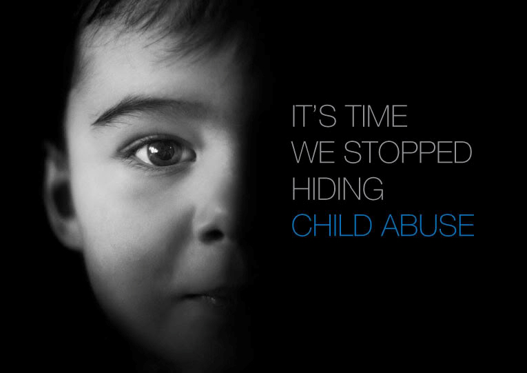 Don't allow child abuse.