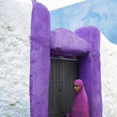 International Purple Hijab Day in Ethiopia