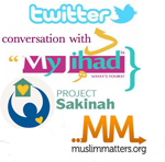 Twitter Conversation with #MyJihad and Muslim Matters on Child Abuse and Effective Parenting