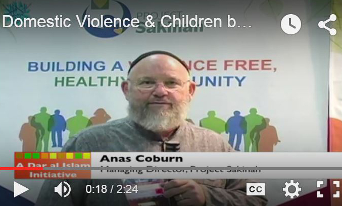 Domestic Violence & Children by Anas Coburn