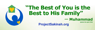 The Best of You Hadith Sticker
